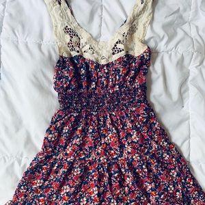 Delias floral dress
